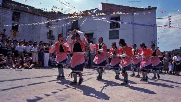 Primer Encuentro de los Puertos, Todolella, 1978.