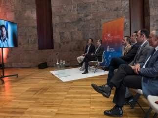Presentación De 'RECONECTANDO CANARIAS '