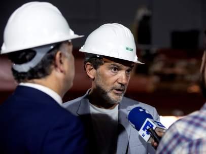 Antonio Banderas obras teatro Málaga
