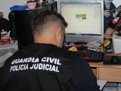 Cae una red de pornografía infantil en Tenerife
