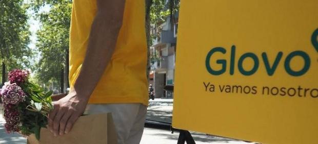 La Justicia madrileña da la razón a Glovo tras la demanda por despido de un trabajador, al que ...