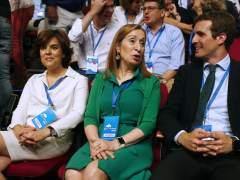 Santamaría y Casado ultiman sus equipos ante la incertidumbre del voto de los compromisarios
