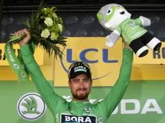 El insaciable Sagan se lleva su tercera etapa
