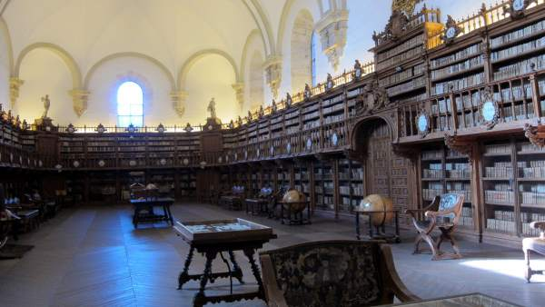 Biblioteca de la USAL