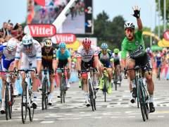 Peter Sagan logra su tercera etapa en este Tour en el sprint de Valence