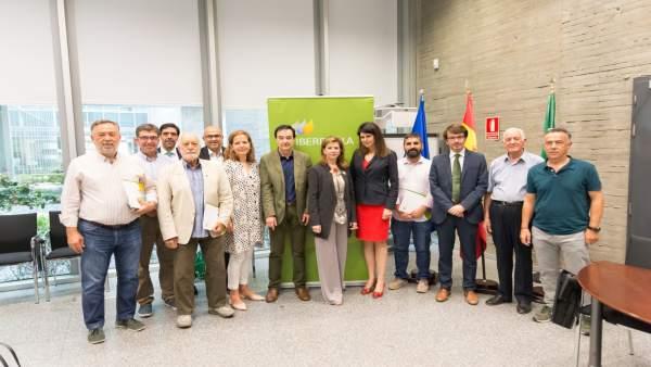 [Grupoextremadura] Nota Informativa / Iberdrola Y La Junta De Extremadura Presen