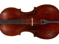 Recuperan un violín valorado en 40.000 euros que se vendía por 7