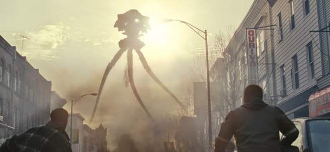 Fotograma de 'La guerra de los mundos', de Steven Spielberg.