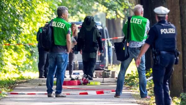 Ataque con cuchillo en Alemania