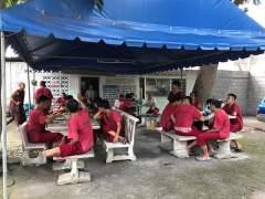 La fórmula secreta de un templo tailandés para dejar las drogas