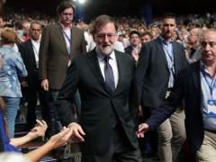 Rajoy no participa en la votación de su sucesor