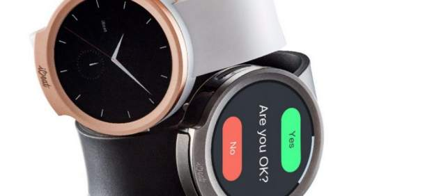 El reloj inteligente iBeat