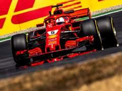 Pole soñada para Sebastian Vettel en el GP de Alemania