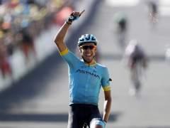 Omar Fraile, primera victoria española del Tour 2018
