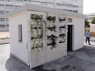 La primera casa hecha en España con impresora 3D