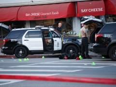 Muere una mujer tras la toma de rehenes en un supermercado de Los Ángeles