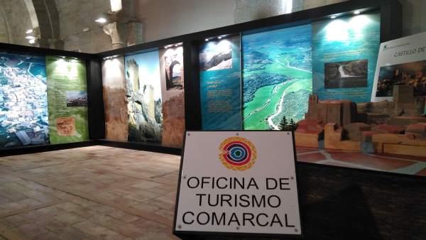 Oficina comarcal de turismo de Luesia