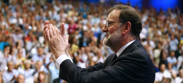 Rajoy pide al PP