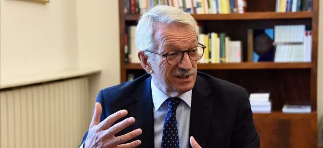 El secretario de Estado de Educación, Alejandro Tiana