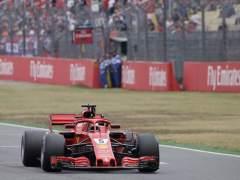 Vettel, premio 'cepo' del día