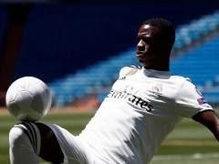 El plan del Real Madrid con Vinicius: de cerca y vigilado