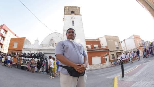 Un sacerdote destinado a Valencia