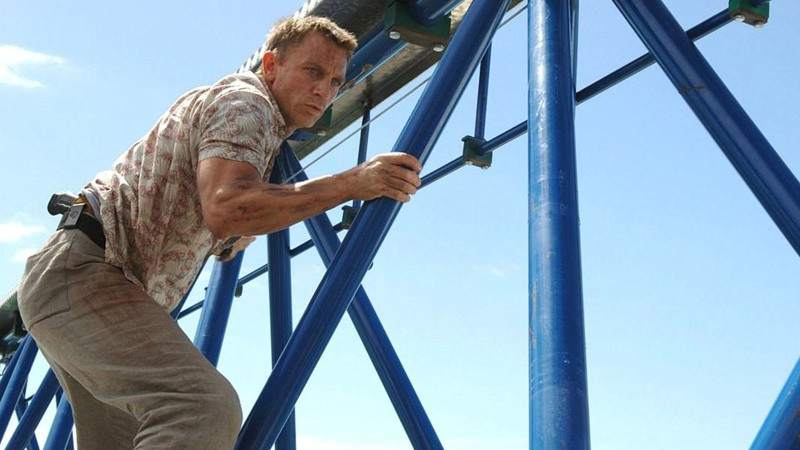 Daniel Craig en 'Casino Royale' (2006)