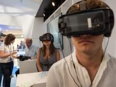 Una muestra de realidad virtual analiza el papel de la UE ante emergencias