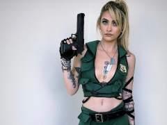 Paris Jackson arrasa como Sonya Blade en la Comic-Con