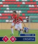 Niños recrean final Mundial de Rusia 2018