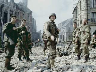 Matt Damon fue el único que no recibió entrenamiento militar