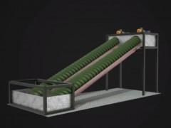 'Escalera de peces', el invento galardonado de un ingeniero español que quiere volver a ver salmones en Orense
