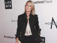 Robin Wright, de 'House of cards', se casa en secreto