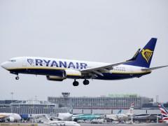 Ryanair cancela entre el 50 % y el 70 % de los vuelos desde Bélgica