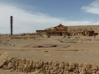 HUMBERSTONE Y STA. LAURA (CHILE)