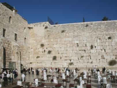 CIUDAD DE JERUSALÉN (ISRAEL-PALESTINA)