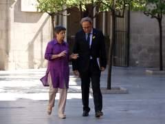 """Torra pide a Cunillera reunir la Junta de Seguridad para abordar """"los ataques fascistas"""""""
