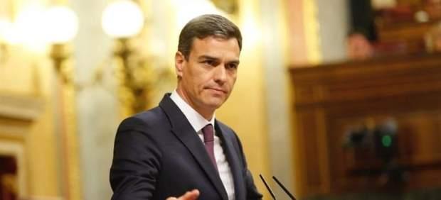 Sánchez se libra de ir al Congreso por su tesis, pero Podemos y ERC piden que explique la venta de armas