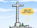 El Valle, viñeta de Álvaro Terán