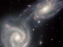 Andrómeda canibalizó una galaxia hace 2.000 millones de años