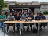 Bomberos de Ourense denuncian su situación