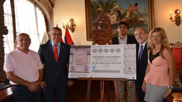 [Grupocanarias] Información: El 525 Aniversario De Santa Cruz De La Palma Protag