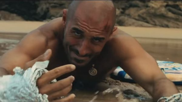 Solo filme surfista Hugo Stuven Alain Hernández