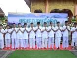 Los niños de la cueva de Tailandia se hacen monjes budistas