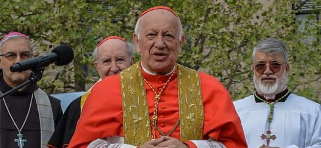 Cardenal Ricardo Ezzati