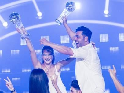 David Bustamante e Yana Olina