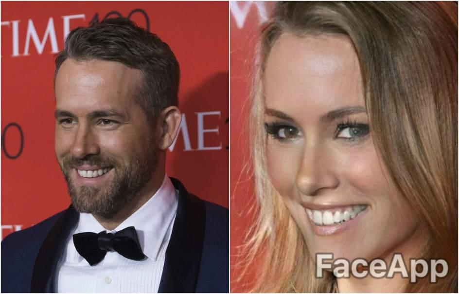 Ryan Reynolds (Deadpool). No sabemos lo que opinará su pareja, Blake Lively, pero es evidente que el protagonista de 'Deadpool' (2016) también presumiría de físico si fuera una mujer.