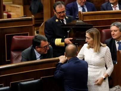 Votación por Rosa María Mateo