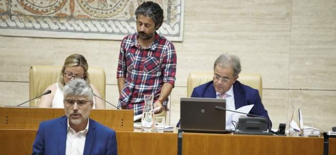 Portavoz socialista en la Asamblea de Extremadura