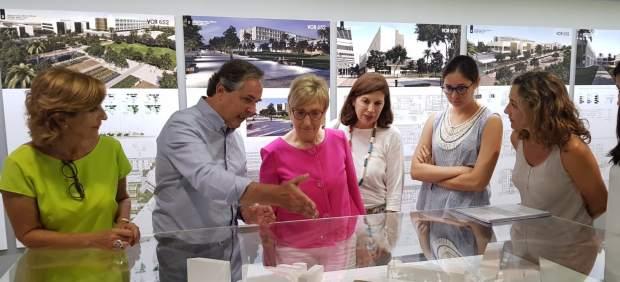 El nuevo complejo sanitario de Campanar tendrá 5 edificios y un 70% de zona verde